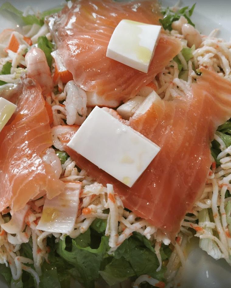 Salmon restaurante el Cortes