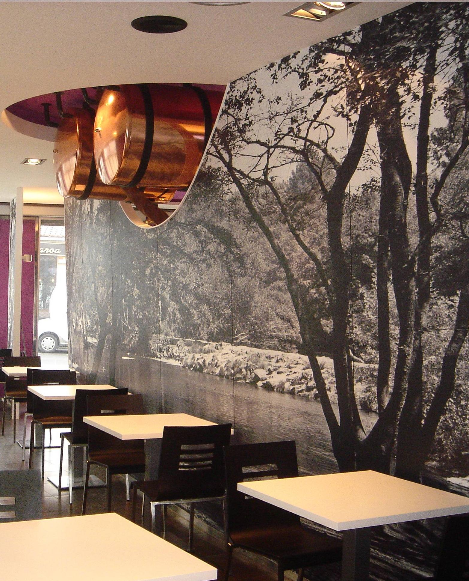 restaurante el Cortes